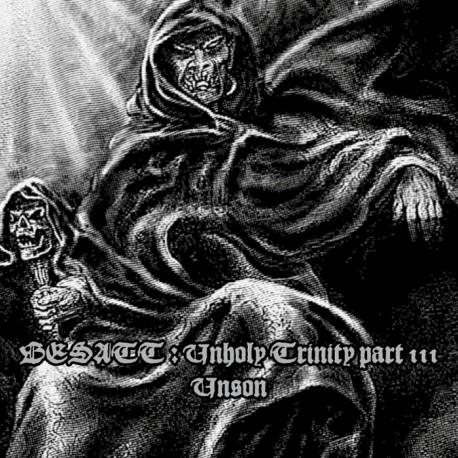 "Besatt ""Unholy Trinity - Part III"" CD"