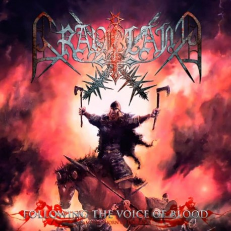 """Graveland """"Following the Voice of Blood"""" Slipcase CD"""