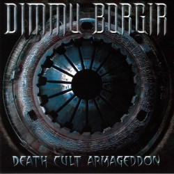 "Dimmu Borgir ""Death Cult Armageddon"" CD"