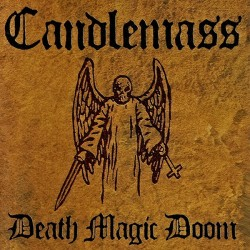 "Candlemass ""Death Magic Doom"" CD"
