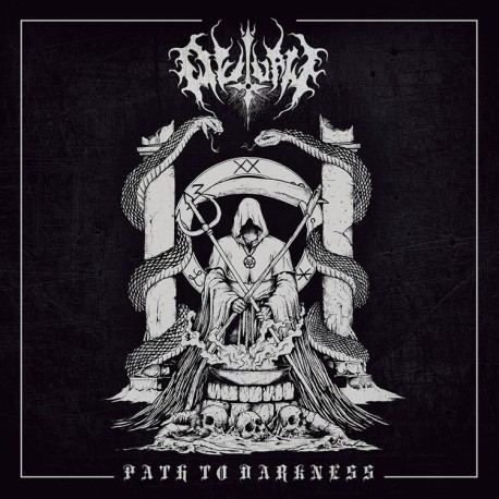 "Outlaw ""Path to Darkness"" CD"