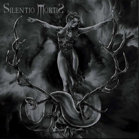 "Silentio Mortis ""In Umbrae"" CD"
