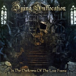 "Dying Suffocation ""In the Darkness of the Lost Forest"" CD"