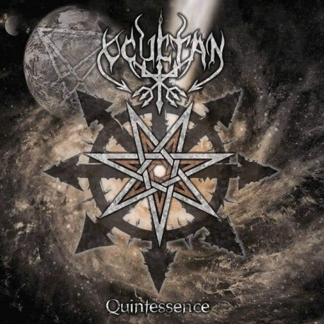 "Ocultan ""Quintessence"" Digipack CD"