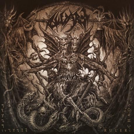 "Luvart ""Ruler of Chaos"" CD"