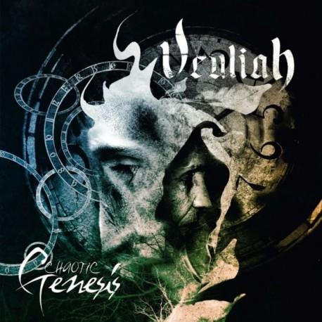 "Veuliah ""Chaotic Genesis"" CD"
