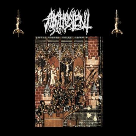 "Arghoslent ""Arsenal of Glory"" Digipack CD"