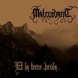 "Malcuidant ""Et la Terre Brûla"" Digipack CD"
