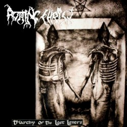 "Rotting Christ ""Triarchy of the Lost Lovers"" Slipcase CD"
