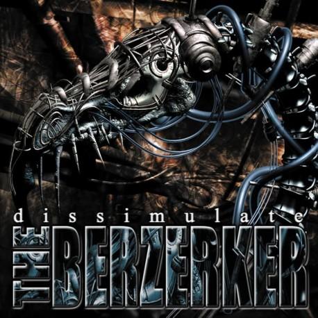 "The Berserker ""Dissimulate"" CD"