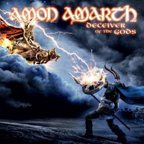 "Amon Amarth ""Deceiver of the Gods"" CD"
