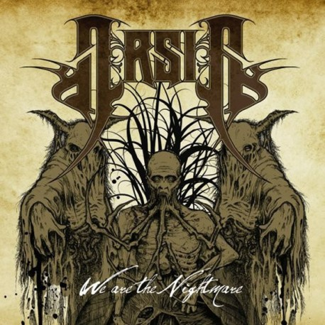 "Arsis ""We Are The Nightmare"" CD"