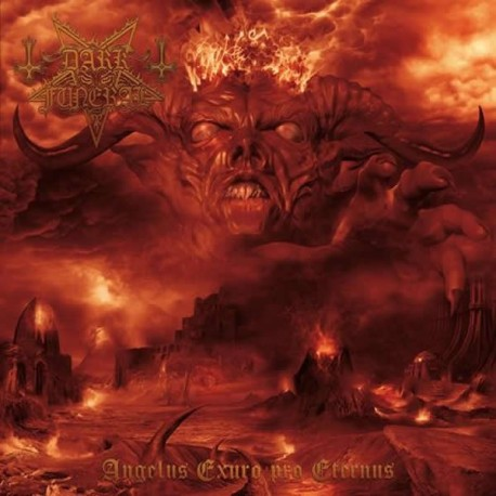 "Dark Funeral ""Angelus Exuro Pro Eternus"" CD + video bonus"