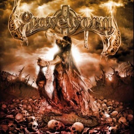 """Graveworm """"Diabolical Figures"""" CD"""