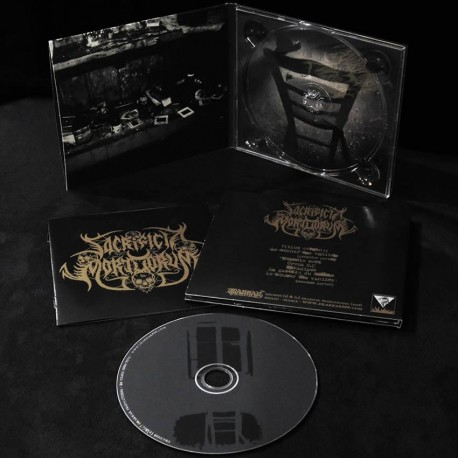 "Sacrificia Mortuorum ""Possède la Bête"" Digipack CD"