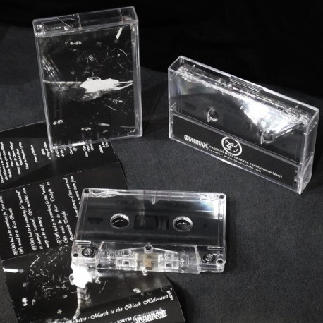 """Vlad Tepes/Belketre """"March to the Black Holocaust"""" Tape"""