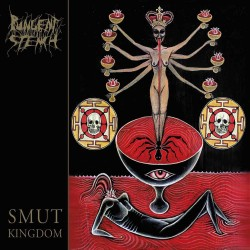 "Pungent Stench ""Smut Kingdom"" Digipack CD"