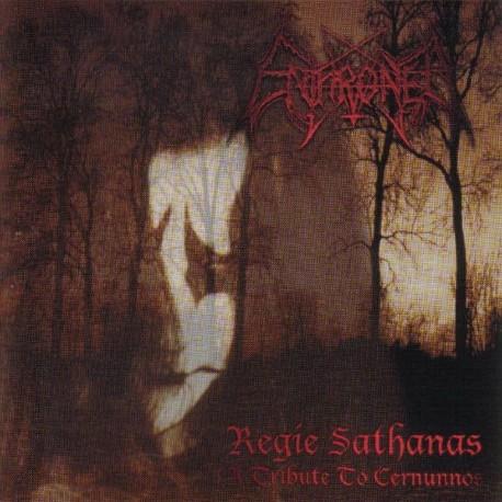 "Enthroned ""Regie Sathanas - A Tribute to Cernnunos"" CD"