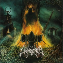 """Enthroned """"Prophecies of Pagan Fire"""" DCD"""