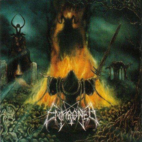 "Enthroned ""Prophecies of Pagan Fire"" DCD"