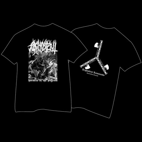 "Arghoslent ""Hornets of the Pogrom"" Official T-shirt"