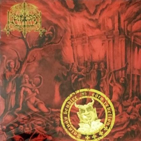 """Bemdesar """"Satanás Bendice esta Rebelión!!!"""" CD"""