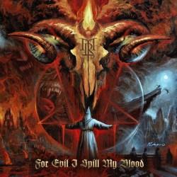 """Murder Rape """"For Evil I Spit My Blood"""" Slipcase CD"""