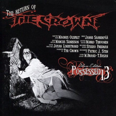 "The Crown ""Possessed 13"" DCD (Deluxe edition)"