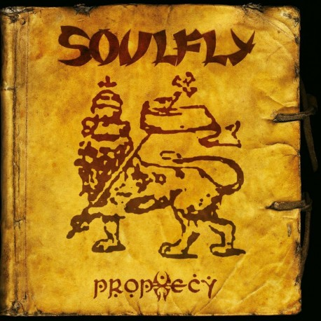 "Soulfly ""Prophecy"" Digipack CD"
