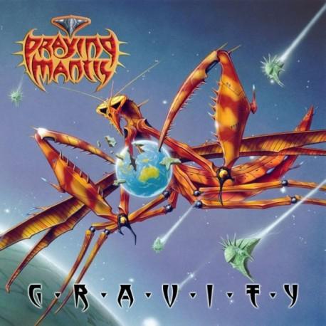 """Praying Mantis """"Gravity"""" CD"""