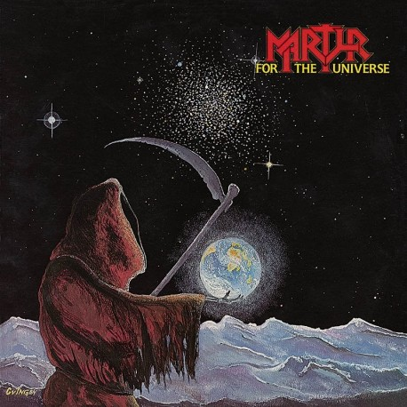 "Martyr ""For the Universe"" Digipack CD"