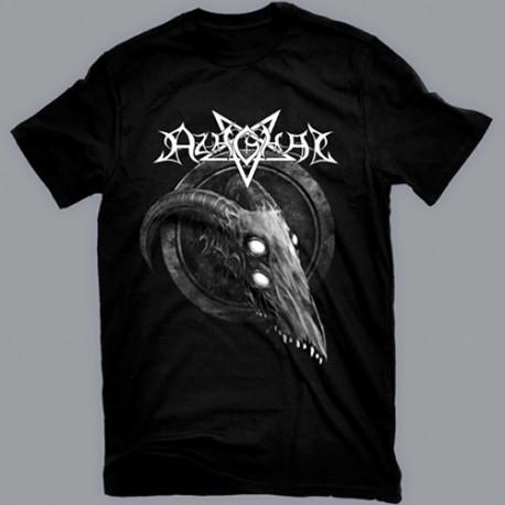 "Azaghal ""Satanic Misanthropic Nihilistic"" Camiseta Oficial"
