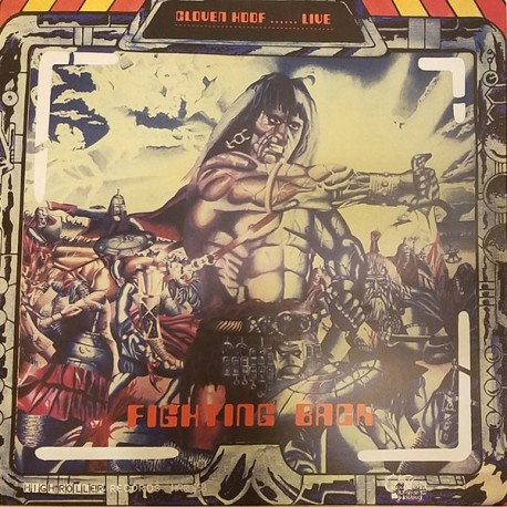"Cloven Hoof ""Fighting Back"" CD"