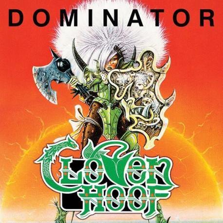 """Cloven Hoof """"Dominator"""" CD + 3 Bonus Tracks"""