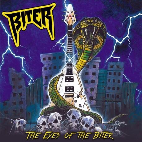 """Biter """"The Eyes of the Biter"""" CD"""