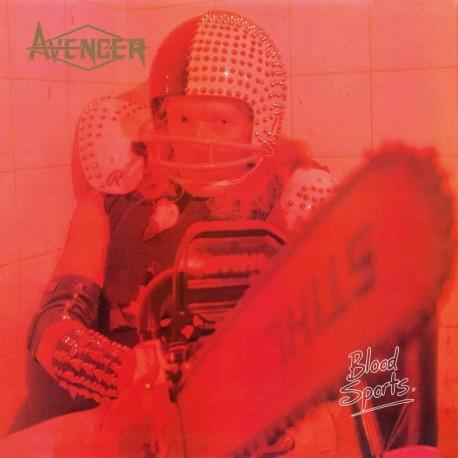 """Avenger """"Blood Sports"""" Digipack CD"""