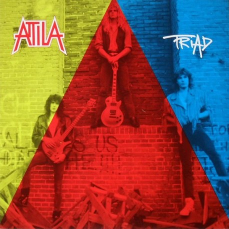 "Attila ""Triad"" CD"