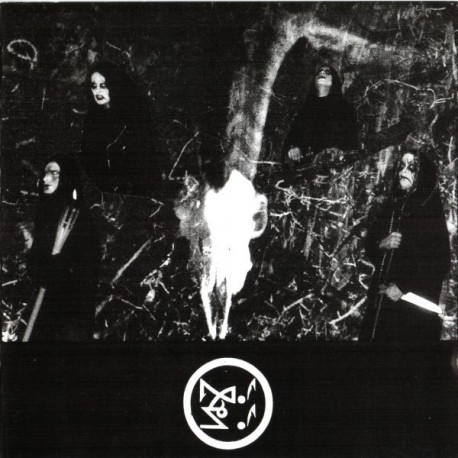 """Vlad Tepes / Belketre """"March to the Black Holocaust"""" CD"""