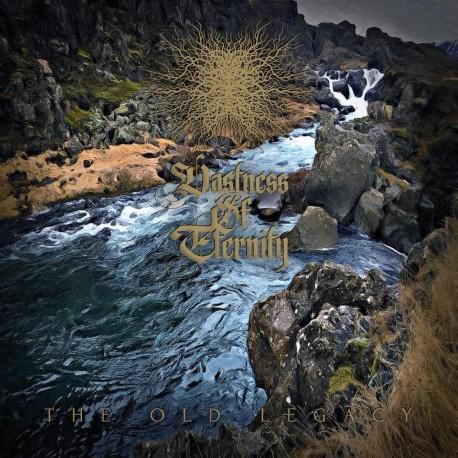 "Altú Paganach / Vastness of Eternity ""The Old Legacy"" Split CD"