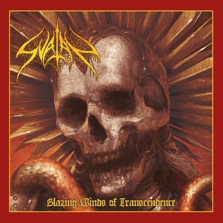 "Svatan ""Blazing Winds of Transcendence"" Ltd. Deluxe Digipack CD + Poster"