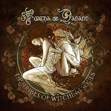"Tuatha De Danann ""The Tribes of Witching Souls"" Digipack CD"