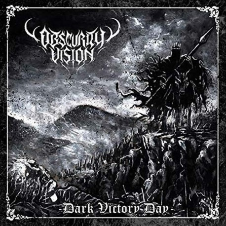 "Obscurity Vision ""Dark Victory Day"" CD"