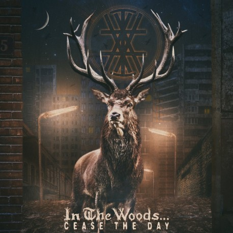"""In The Woods """"Cease the Day"""" Slipcase CD"""