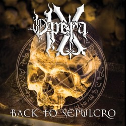 "Opera IX ""Back to Sepulcro"" CD"