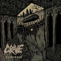 "Grave ""Out of Respect for the Dead"" CD"
