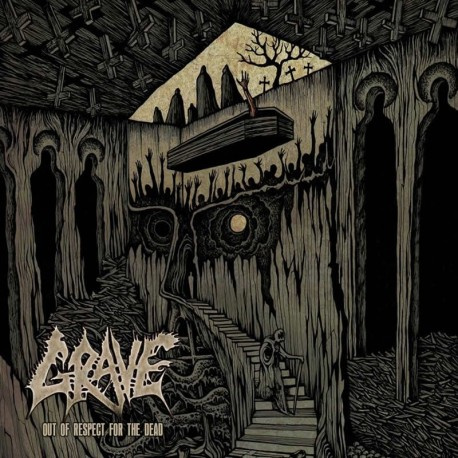 """Grave """"Out of Respect for the Dead"""" CD"""