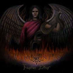 """Acherontas """"Faustian Ethos"""" Digipack CD"""