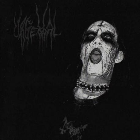 """Urgehal """"The Eternal Eclipse + 15 Years of Satanic Black Metal"""" CD"""