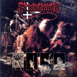 "Possessed ""Agony in Paradise"" CD"