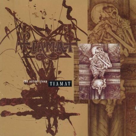 "Tiamat ""The Astral Sleep"" Slipcase CD + bonus"